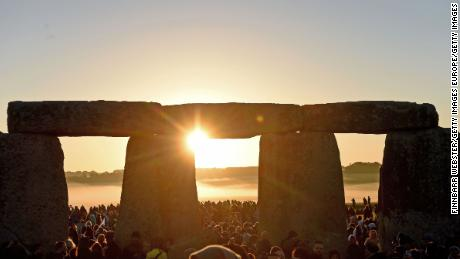 Stay home this solstice, Stonehenge urges revelers