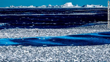 Scientists have recorded the first ever heat wave in this part of Antarctica