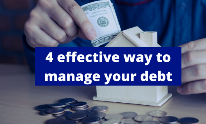 effective way to manage your debt