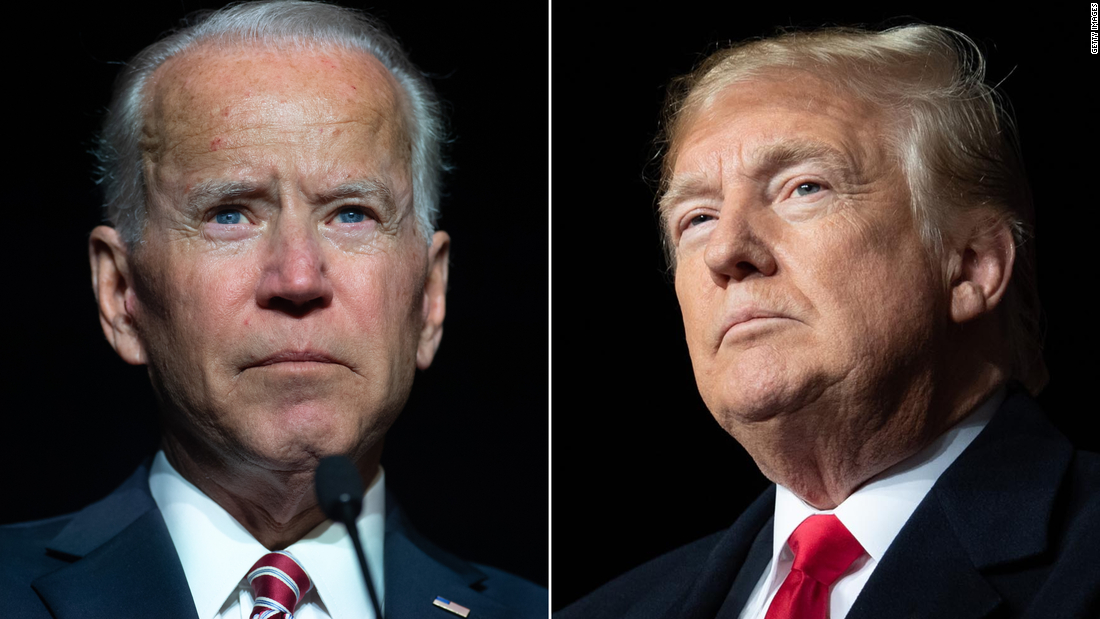 Biden criticizes Trump for inaction over reported Russian bounties