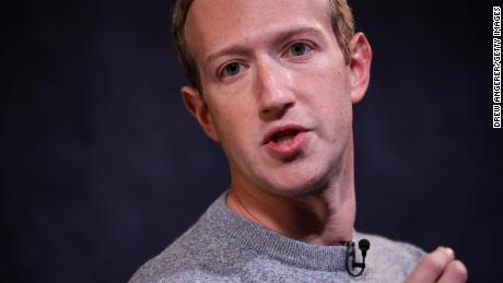 Mark Zuckerberg tries to explain his inaction on Trump posts to outraged staff