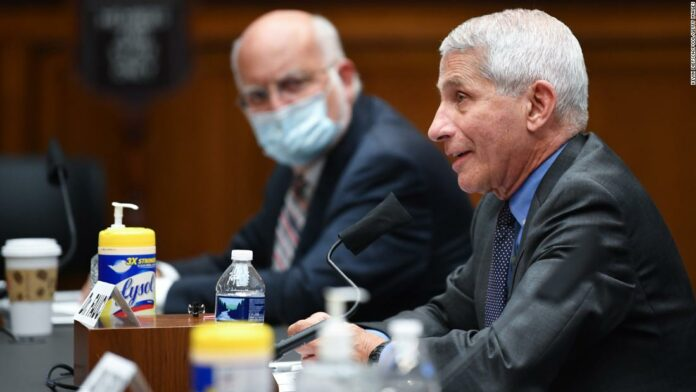 Fauci and Redfield to testify before Senate as states struggle to contain coronavirus
