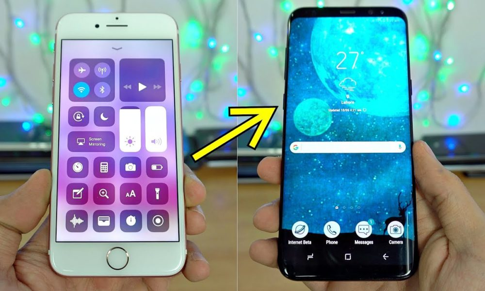 Five new Android 11 features copied from the iPhone
