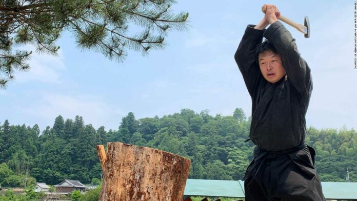 Meet the Japanese man who holds the world's only degree in ninja studies