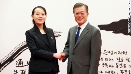 Chaos in the Koreas sees Kim Jong Un's sister emerge stronger than ever