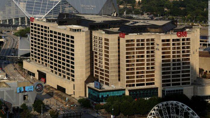 WarnerMedia plans to sell CNN Center