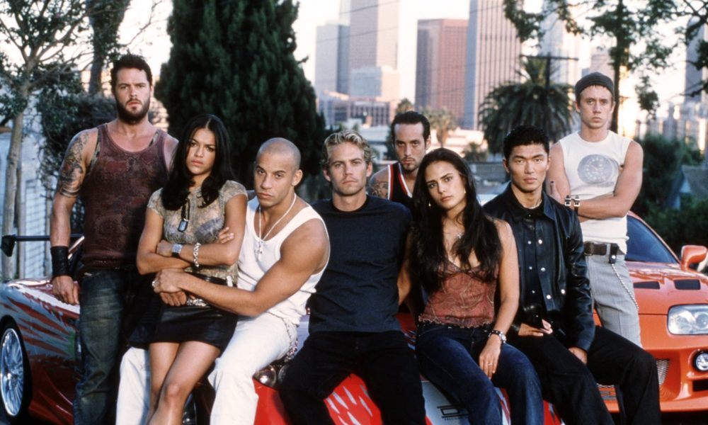 You need to answer 5 questions about The Fast And Furious Franchise