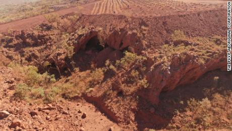 Rio Tinto apologizes for blowing up 46,000-year-old sacred indigenous site in Australia's Pilbara region