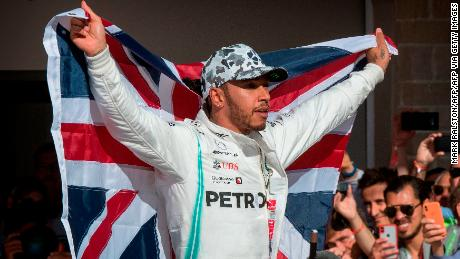 Six-time F1 world champion Lewis Hamilton has been a vocal advocate for greater diversity in the sport