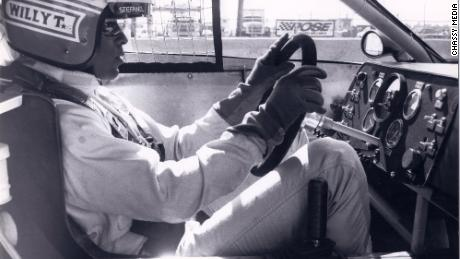 Willy T. Ribbs was the first Black driver to test a Formula 1 car and compete in Indy 500 (Courtesy: Chassy Media)