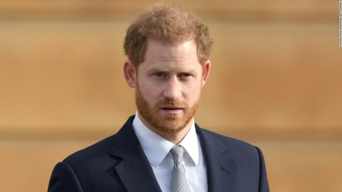 Prince Harry says institutional racism is 'endemic' in society