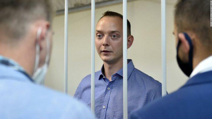 Russian space official Ivan Safronov arrested on suspicion of treason