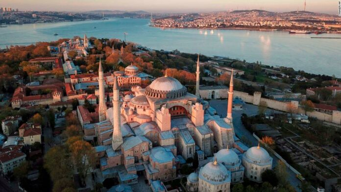 Hagia Sophia: Turkey court ruling paves way for turning the museum back into a mosque