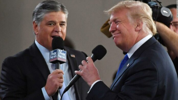 The 38 most bizarre quotes from Donald Trump's new 'interview' with Sean Hannity