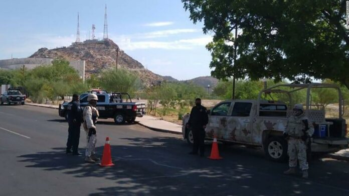As Arizona cases spike, a neighboring Mexican state tries to shut out Americans
