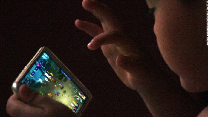 Children in China locked up for as long as 10 days at internet addiction camp