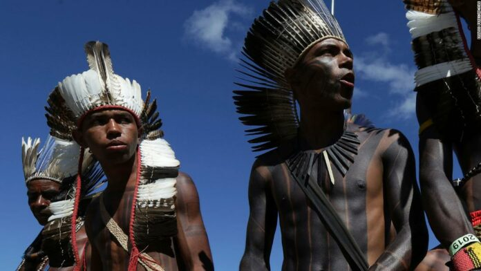 Covid-19 strikes Brazil's indigenous Xavante people, with 13 deaths in 5 days