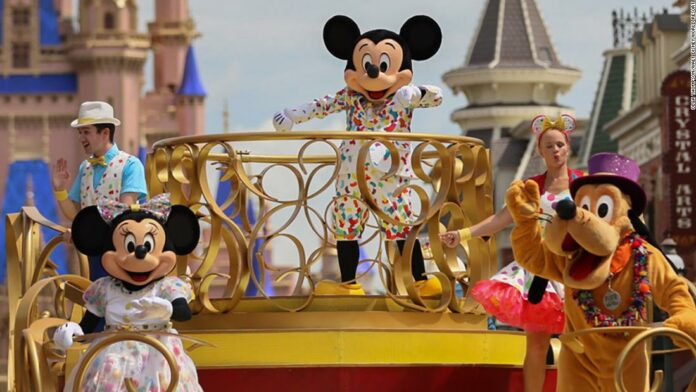 Disney World reopens: Take an inside look at the Magic Kingdom