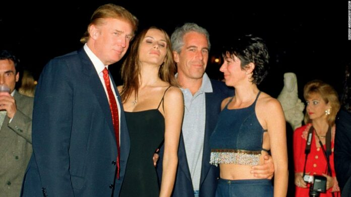 Fox News says it 'mistakenly' cropped Trump out of photo featuring Jeffrey Epstein and Ghislane Maxwell