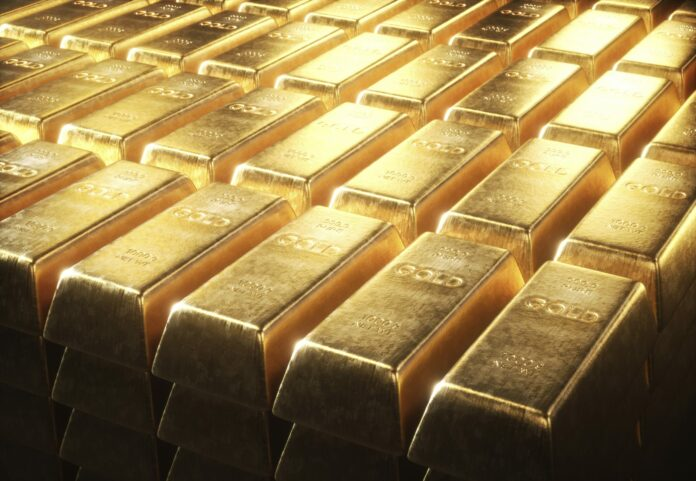 Gold prices touch record high amid coronavirus worries, U.S.-China tensions