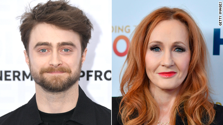 Daniel Radcliffe responds to J.K. Rowling's tweets about gender identity