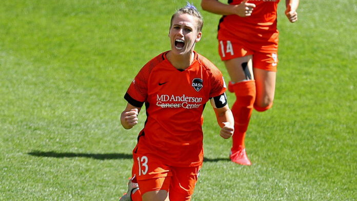 Houston Dash win 2020 NWSL Challenge Cup over Chicago Red Stars for franchise's first trophy