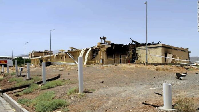 Iran: Fire breaks out at Natanz nuclear complex
