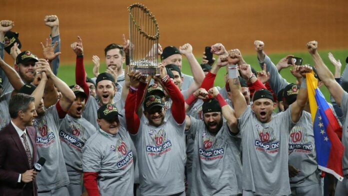 MLB expands playoffs to 16-team format for shortened 2020 season, per reports