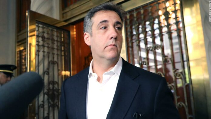 Michael Cohen taken into custody for violating terms of his early release from prison