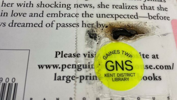 PSA: Please stop microwaving your books to get rid of coronavirus