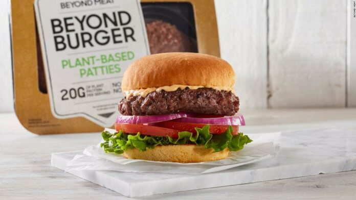 Beyond Meat is coming to Alibaba's grocery stores in China