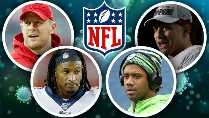 Patrick Mahomes, Drew Brees, other star players rip NFL over coronavirus protocols