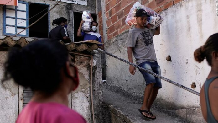 Nearly 8 million Brazilians out of work due to Covid-19