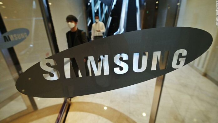 Samsung says profit jumped 23%, likely thanks to strong chip demand