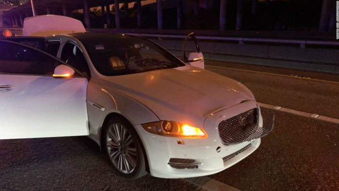 Seattle protesters: 2 women injured when car drives into crowd, police say