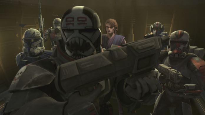 Star Wars' Next Animated Show Is Clone Wars Spin-Off Bad Batch