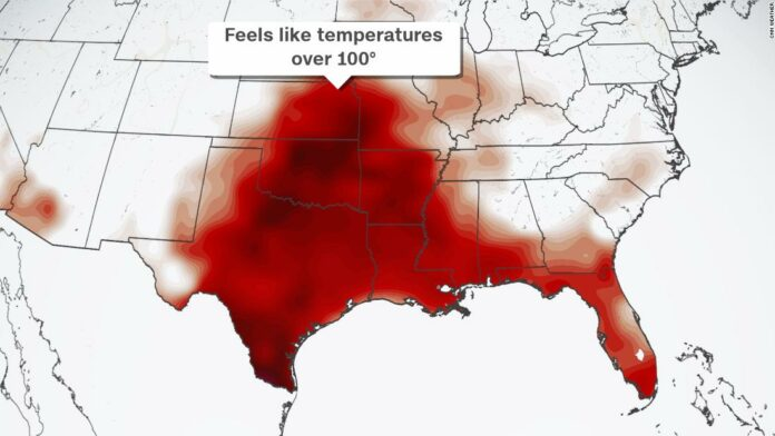 Texas weather: A potentially deadly weather pattern is setting up