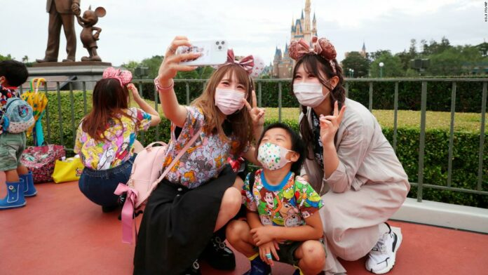 Tokyo Disney parks reopen after 4-month closure due to coronavirus