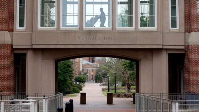 UNC Chapel Hill: Chancellor blames off-campus activites for surge in Covid-19 cases; sports to continue