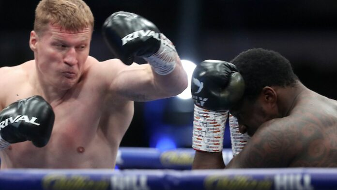 Whyte vs Povetkin: Rematch clause in place for a second fight this year   Boxing News