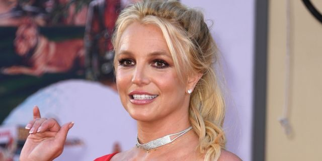 Britney Spears has operated under a conservatorship since 2008, meaning a conservator has control over her life and finances. (VALERIE MACON/AFP via Getty Images)