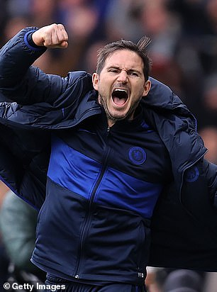 Frank Lampard will be looking forward to integrating Chilwell into his squad for next season