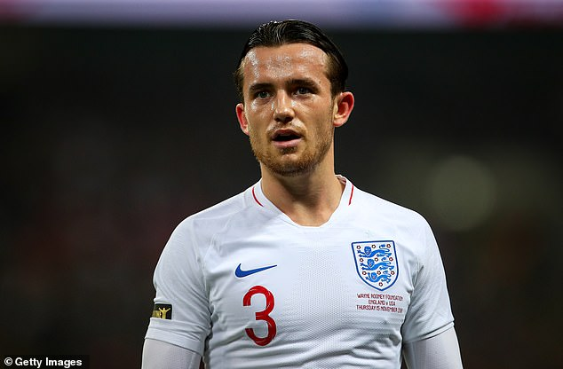 Chilwell has gone from a boy playing in Buckinghamshire parks to an England international
