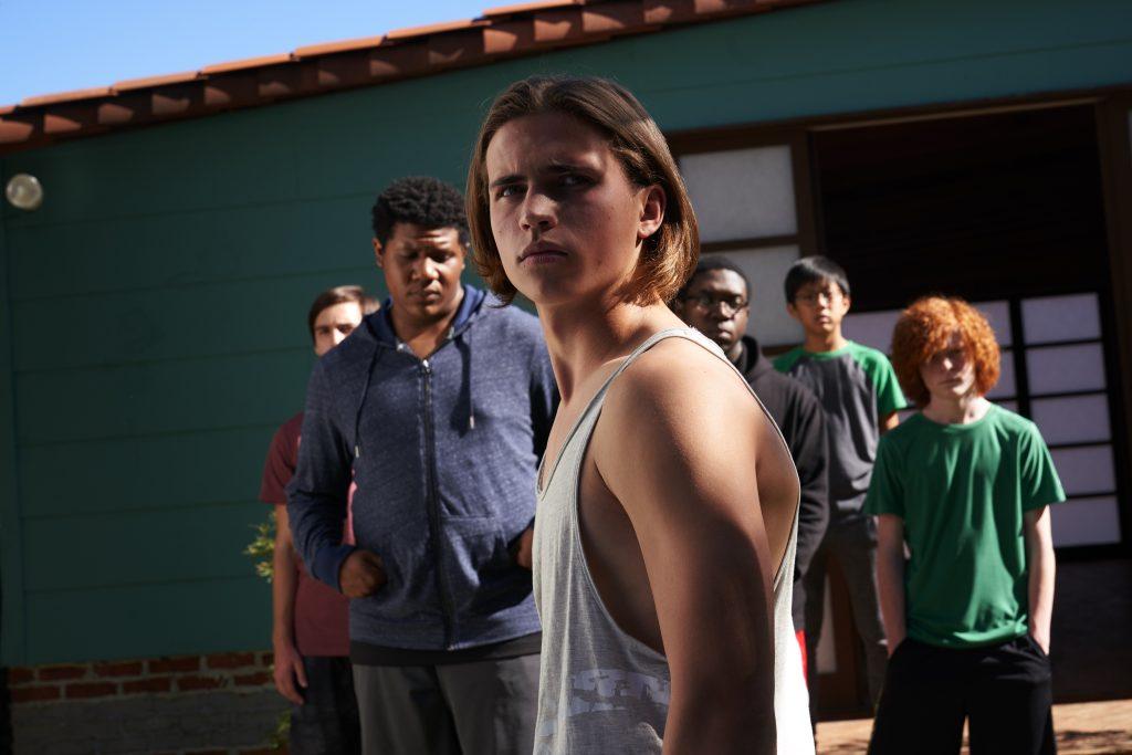 Tanner Buchanan in Cobra Kai