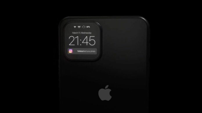 Stunning iPhone 12 video shows off the second screen we really want