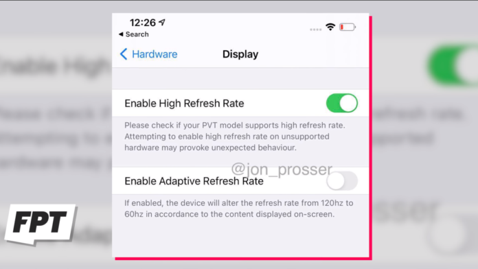 iPhone 12 Pro Max Leaks Hint at 120Hz Screen and Enhanced Cameras