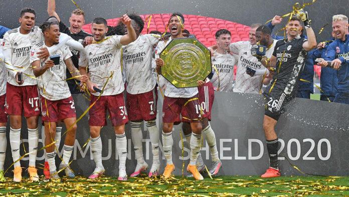 Arsenal vs. Liverpool score: Aubameyang the hero as Gunners win Community Shield in penalty kicks