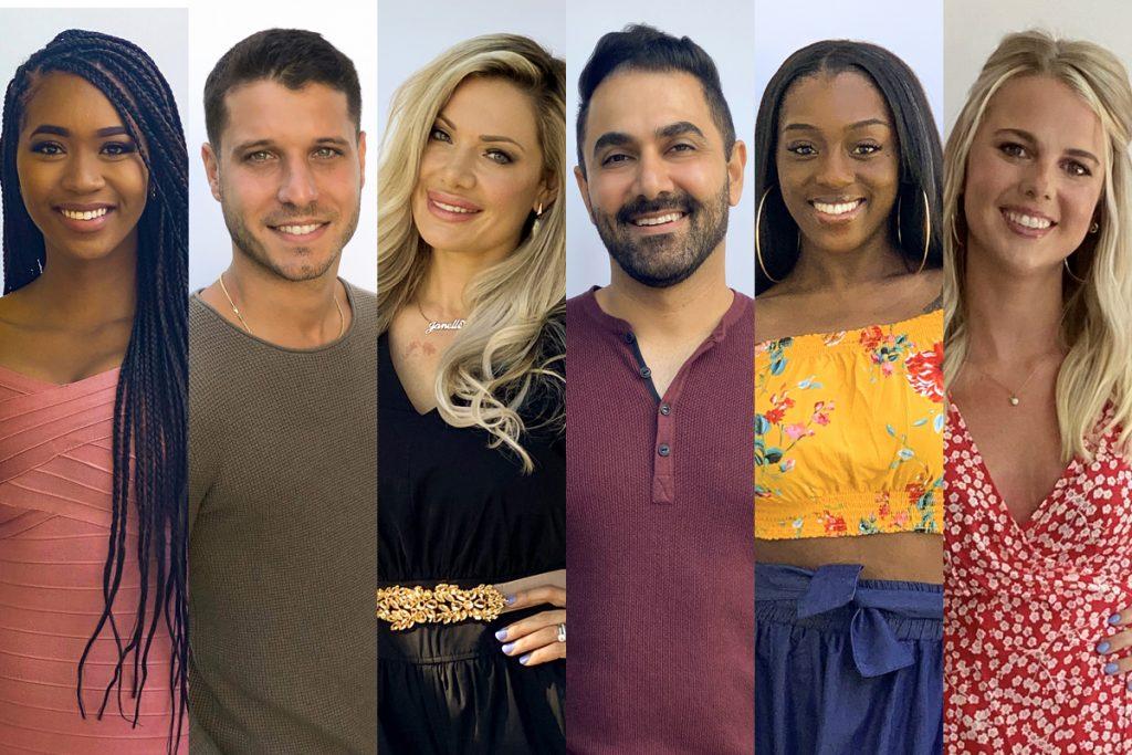'Big Brother' Season 22 cast