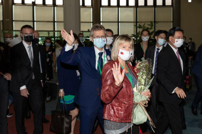 China threatens Czech Senate Speaker Vystrcil over Taiwan visit