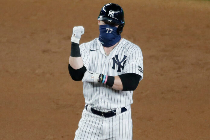 Clint Frazier puts on a show as Yankees top Braves
